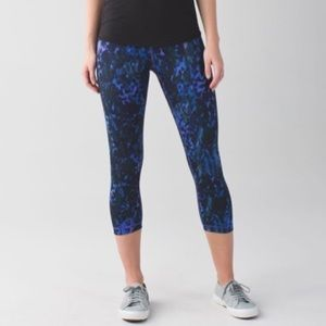 Lululemon Wunder Under Crop II FSMU Pant 6